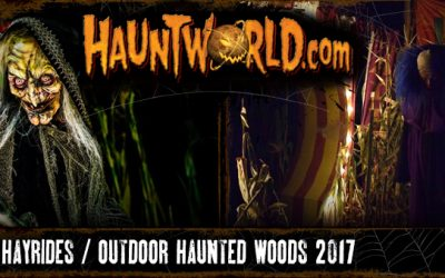Night Terrors Rated Best Haunted Hayride for 2017